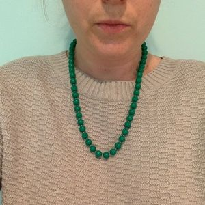 J.Crew Bead Necklace